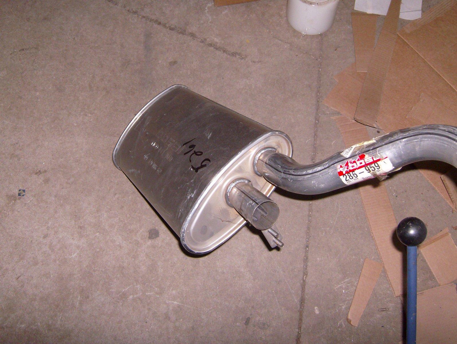 Dynomax 17676 Super Turbo Muffler