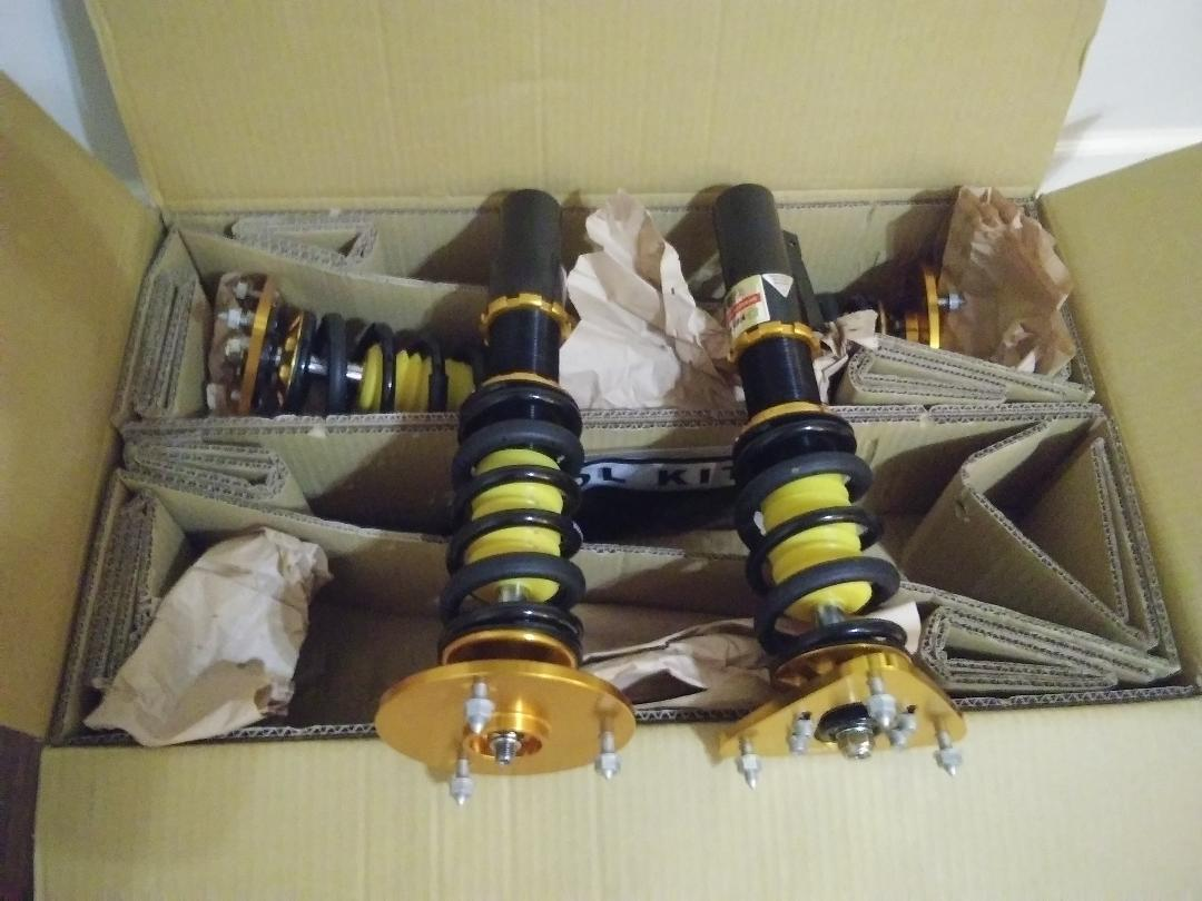 Boxster coilovers, Yellow Speed Racing.jpg